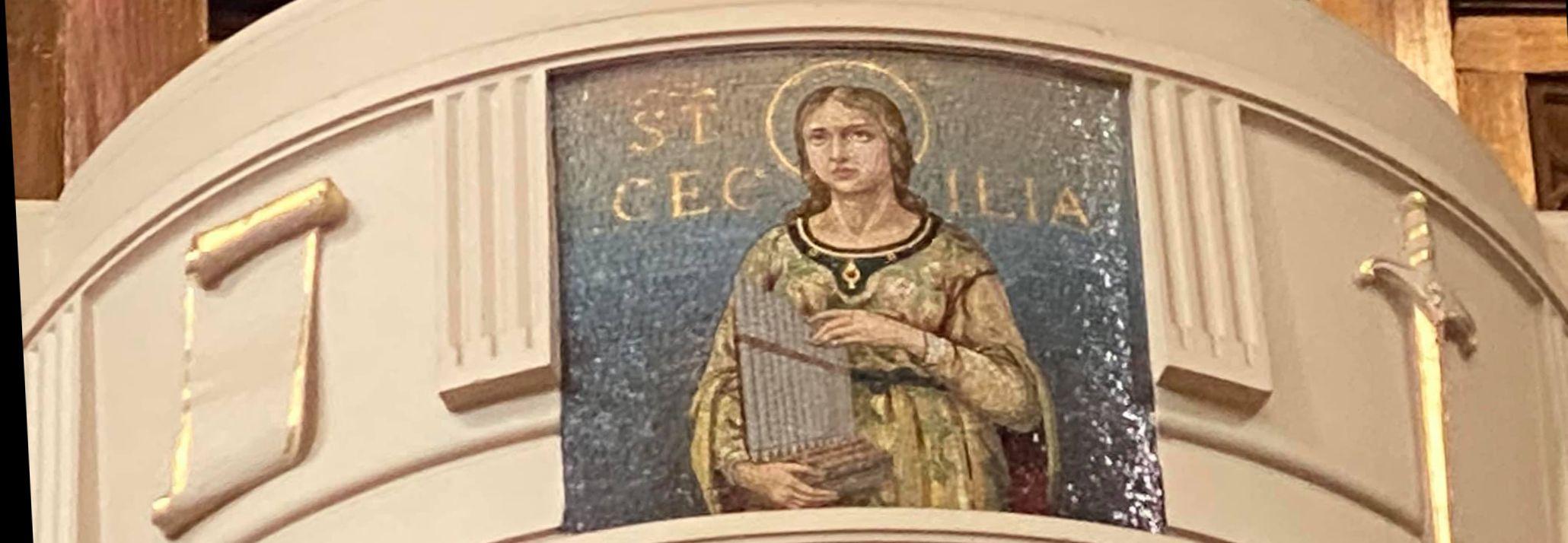 St Cecilia 2
