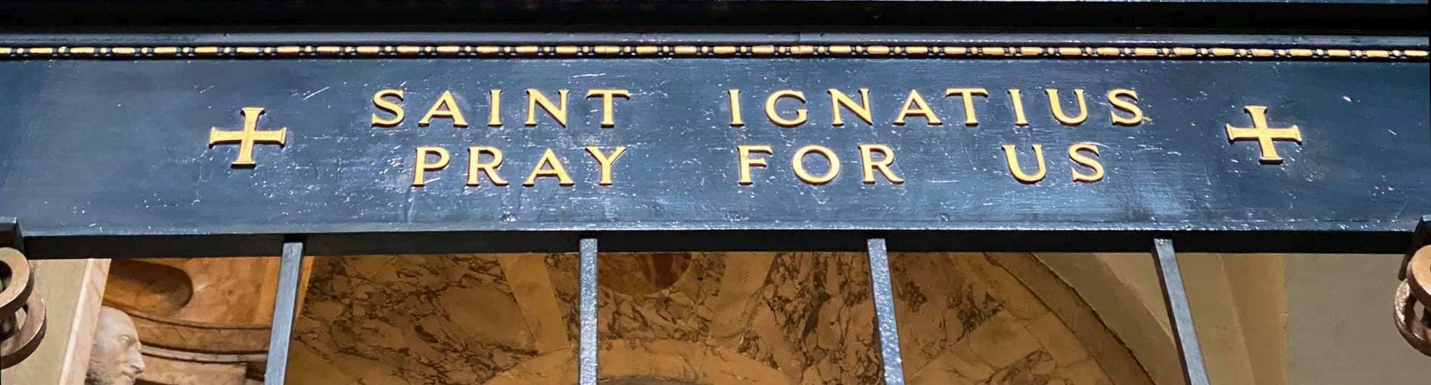 St Ignatius 1