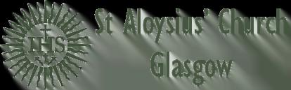 St Aloysius' Glasgow